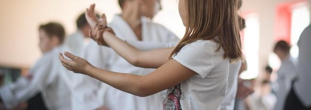 """Prvi """"summit"""" Aikido za djecu Hrvatske u Kući aikida – 18.10.2014."""