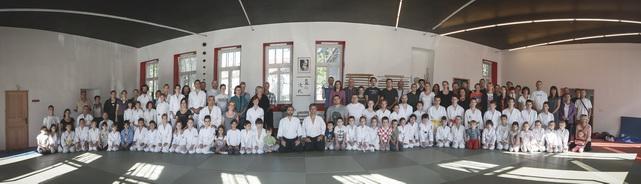 """Drugi susret  """"Aikido za djecu Hrvatske"""" u Kući Aikida 17.10.2015."""