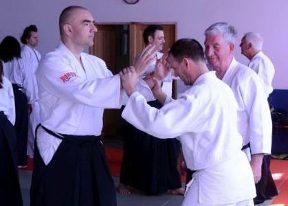 "Mini seminari: Goran Joldžić ""Yokomenuchi"" 21. 5."