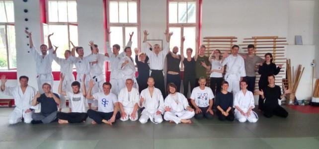 """Mini seminar Gorana Joldžića: """"Uvod u aikido"""", 9.4."""