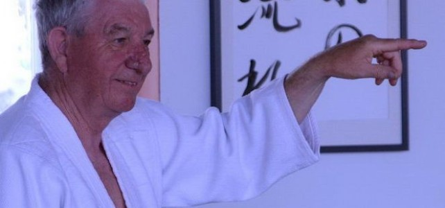 Seminar with Shihan Philip Burgess, 8th Dan, 15.-17.4.