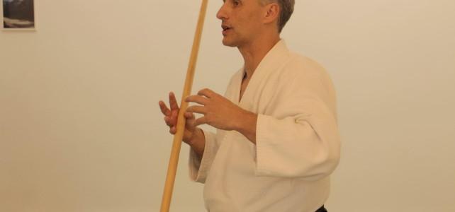 Marijan Kudrna: Aikido vježbe (5. i 4. kyu)