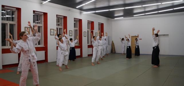 Trening srednje grupe 2015.