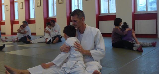 Zajednički trening roditelja i djece 2015.