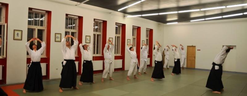 aikido-trening