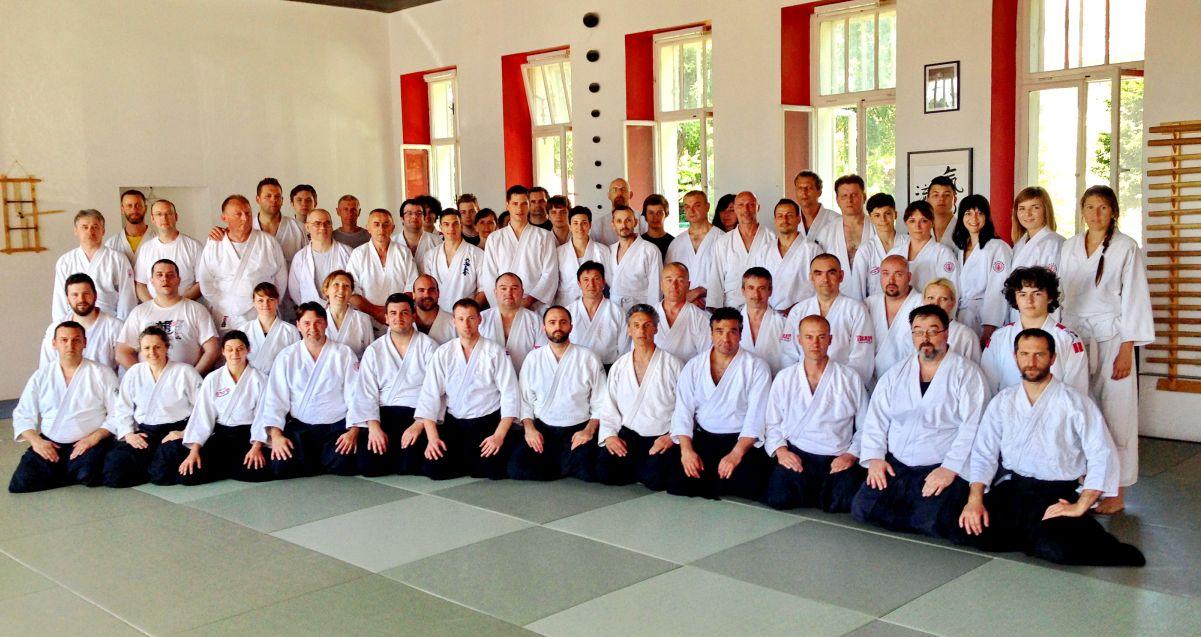 Prvi zajednički trening raznih aikido stilova u Hrvatskoj