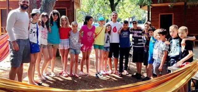 Ljetni aikido kamp za djecu