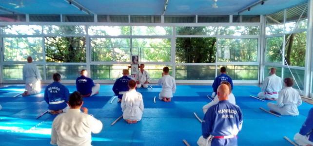 Ljetni budo seminar (aikido i nanbudo)