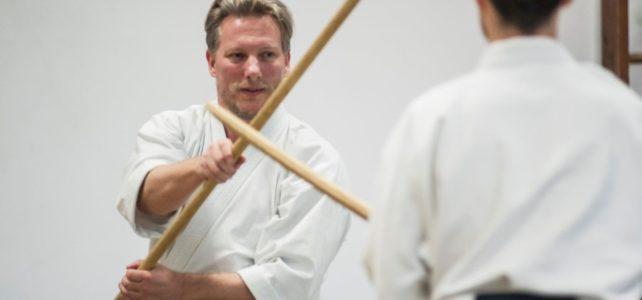 Michael Holm (Danska) prvi put u Kući aikida!