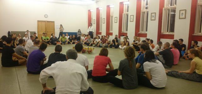 Besplatne aikido radionice za učenike