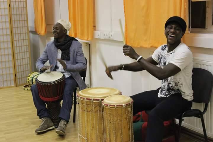 afričko-bubnjanje
