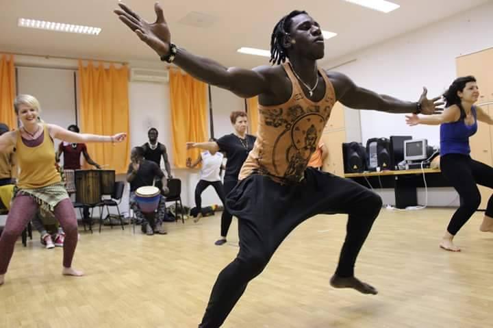 afrički-ples