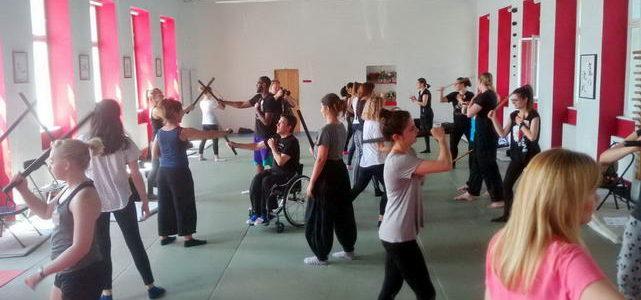 Borilačke vještine i osobe s invaliditetom