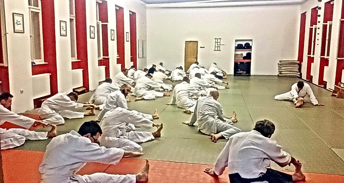 Uvodni trening za nove članove