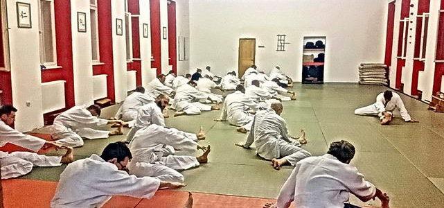 Uvodni trening za nove članove 16. 1. 2018. utorak u 19,30 sati