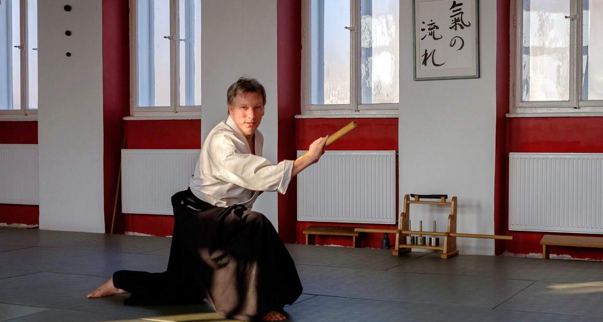 Michael Holm aikido seminar 19-21. 01. 2018