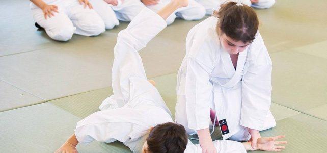 Aikido za djecu Hrvatske