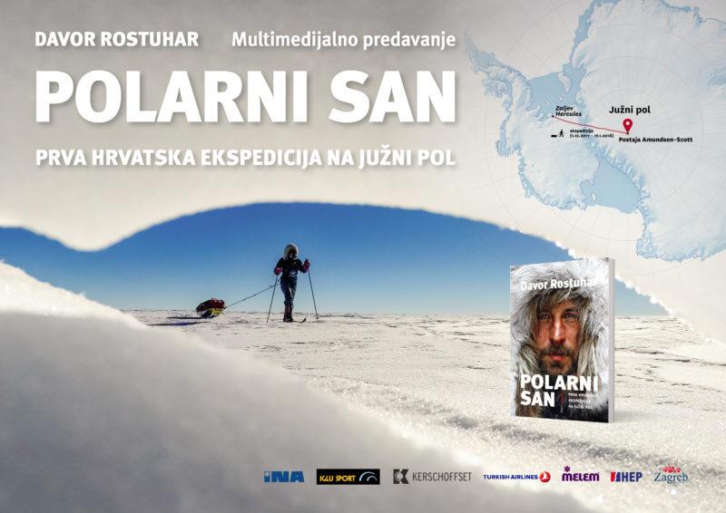 """Davor Rostuhar: """"Polarni san"""""""